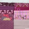Art Gallery Fabrics, PRE-CUT Color Master, No. 1 Vibrant Violet in FAT QUARTERS 10 Total