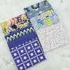 Art Gallery Fabrics, PRE-CUT Color Master, No. 14 Sapphire Shine in FAT QUARTERS 10 Total