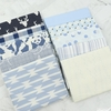 Art Gallery Fabrics, PRE-CUT Color Master, No. 15 Cloud and Sky in FAT QUARTERS 10 Total