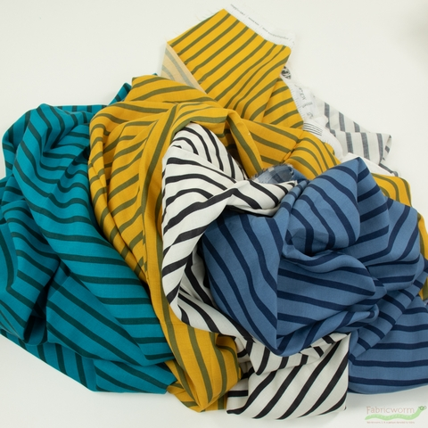 Art Gallery, Striped, RAYON, Classic Stripes