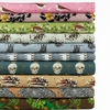 AVAILABLE FOR PREORDER, Charley Harper for Birch Organic Fabrics, BARKCLOTH Collection in FAT QUARTERS 10 Total