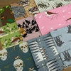 AVAILABLE FOR PREORDER, Charley Harper for Birch Organic Fabrics, BARKCLOTH, Turnstones