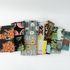 AVAILABLE FOR PREORDER, Charley Harper for Birch Organic Fabrics, Cats and Raccs, Along Came A Spider