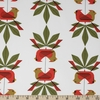 AVAILABLE FOR PREORDER, Charley Harper for Birch Organic Fabrics, Charley Harper Holiday, Cardinal Consort