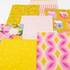 Melody Miller for Ruby Star Society, Clementine, Rattan Metallic Sunshine