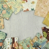 Teagan White for Birch Organic Fabrics, Best of Teagan White, Acorn Trail Map