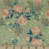 Teagan White for Birch Organic Fabrics, Best of Teagan White, Peonies Mint