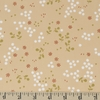 Teagan White for Birch Organic Fabrics, Best of Teagan White, Tonal Floral Shell