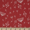 Best of Charley Harper, Twigs Tomato Fat Quarter