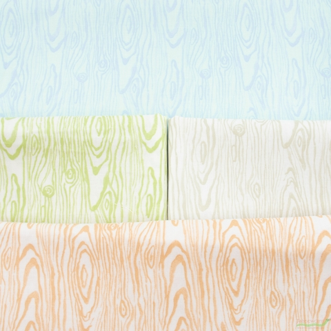 Betsy Olmsted for Windham Fabrics, Fox Wood, Faux Bois Ash