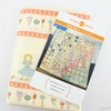 Birch Organic Fabrics, Only One Baby Quilt Kit Featuring Storyboek Drie