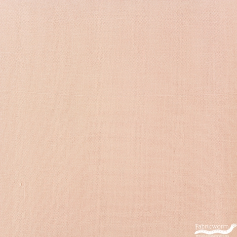 Birch Organic Fabrics, Solid DOUBLE GAUZE, Blush