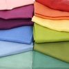 Birch Organic Fabrics, Solid DOUBLE GAUZE, Brights 12 Total