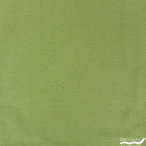 Birch Organic Fabrics, Solid DOUBLE GAUZE, Leaf