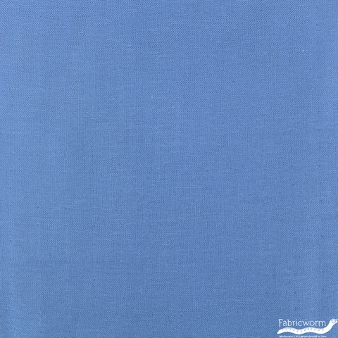 Birch Organic Fabrics, Solid DOUBLE GAUZE, Regatta