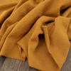 Birch Organic, French Terry, Solid Butterscotch