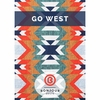 Bonjour Quilts, Sewing Pattern, Go West