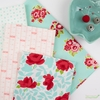 Bonnie & Camille for Moda, Little Snippets, Vintage Rose Aqua