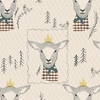 Bonnie Christine for Art Gallery Fabrics, Lambkin, Sir Wooly
