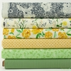 Bonnie Christine for Art Gallery, The Open Road, Under The Trees in FAT QUARTERS 6 Total (PRECUT)