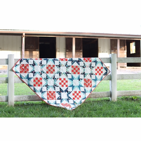 Bryan House Quilts, Sewing Pattern, Jacks