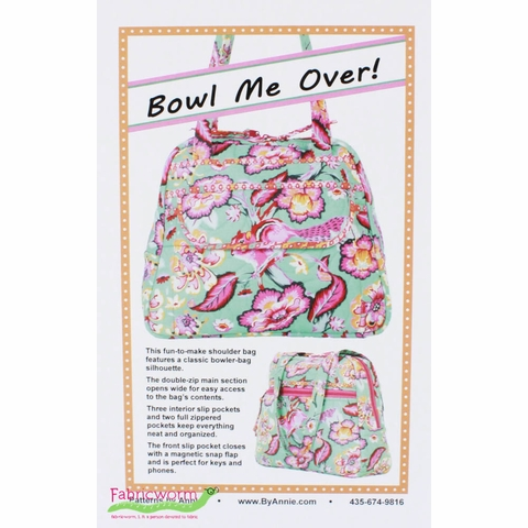 ByAnnie, Sewing Pattern, Bowl Me Over!