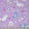 Camelot Fabrics, Out of This World GLOW in the Dark, Orchestra Purple