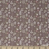 Camelot Fabrics, Pretty Little Woods, Field of Flowers Taupe