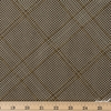 Carolyn Friedlander for Robert Kaufman, Collection CF, Diamond Grid Brown Metallic Fat Quarter