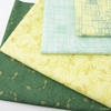 Carolyn Friedlander for Robert Kaufman, Collection CF, Leaves in FAT QUARTERS 8 Total