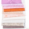 Carolyn Friedlander for Robert Kaufman, Collection CF, Petals in FAT QUARTERS 10 Total