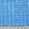 Carolyn Friedlander for Robert Kaufman, Collection CF, Sharp Blue Fat Quarter