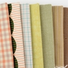 Carolyn Friedlander for Robert Kaufman, Harriot, Sweet Pea in FAT QUARTERS 7 Total