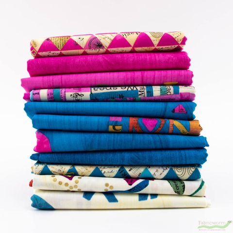 Carrie Bloomston for Windham, Wish, Playful Bundle 11 Total