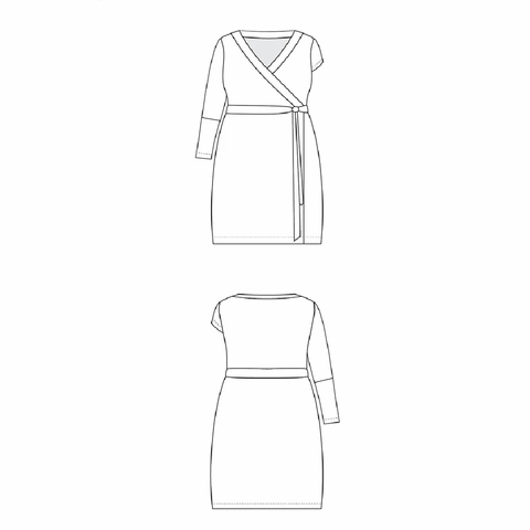 Cashmerette, Sewing Pattern, Appleton Dress