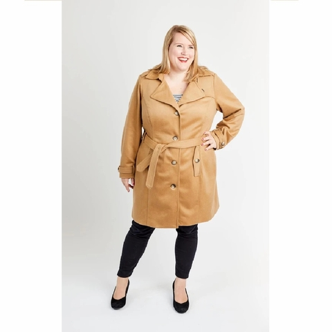 Cashmerette, Sewing Pattern, Chilton Trench Coat