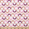 Cathy Nordstrom for FIGO, A Life in Pattern, Crescents Beige