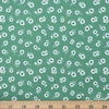 Cathy Nordstrom for FIGO, A Life in Pattern, Ditsy Floral Green