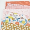 Cathy Nordstrom for FIGO, Rollakan, Fruit Garden Pink Multi