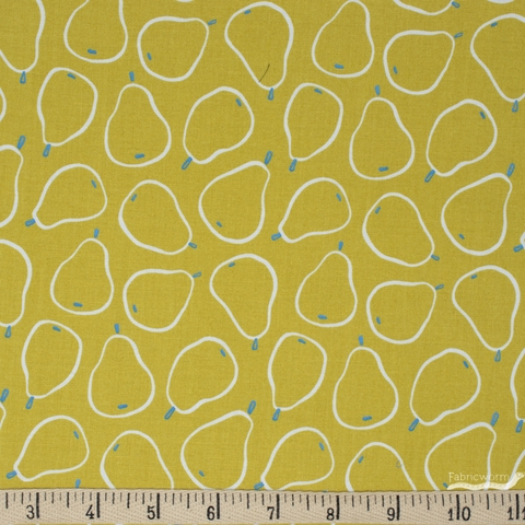 Cathy Nordstrom for FIGO, Rollakan, Pears Mustard