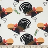 Charley Harper for Birch Organic Fabrics, Backyard, KNIT, Crawling Tale