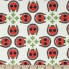 Charley Harper for Birch Organic Fabrics, Backyard, Lucky Ladybug