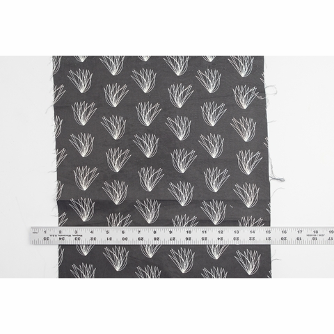 Charley Harper for Birch Organic Fabrics, Bird Architects, Wings Black