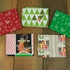 Charley Harper for Birch Organic Fabrics, Charley Harper Holiday in FAT QUARTERS 12 Total (PRECUT)