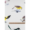 Charley Harper for Birch Organic Fabrics, Western Birds, CANVAS, Large Western Birds Main
