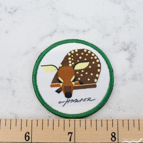 Charley Harper Sew On Patch
