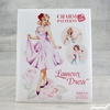 Charm Patterns, Sewing Pattern, Lamour Dress
