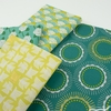 Chiemi Fujita for Cotton + Steel, Kibori, Sea Glass in HALF YARDS 6 Total