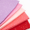 Christopher Thompson for Riley Blake, Blossom, Lip Palette in FAT QUARTERS 5 Total