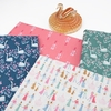 Citrus & Mint Designs for Riley Blake, Pemberley in FAT QUARTERS 8 Total